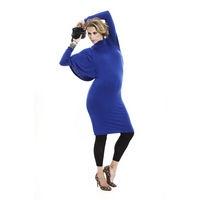 Olga dress - Olympic blue