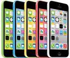 Apple iPhone 5c 8GB 16GB 32GB GSM Unlocked Smartphone Pink White Blue Green