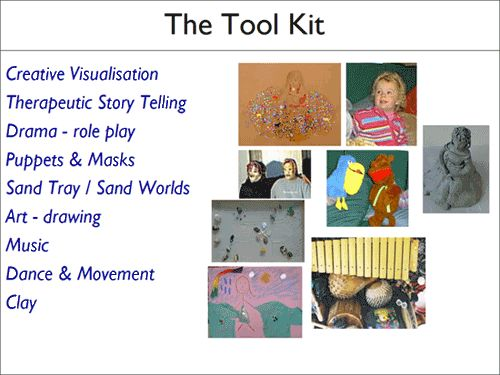 'the Play Therapy Toolkit
