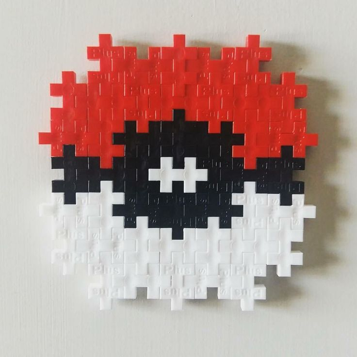 We can't resist! #pokemongo #gottacatchemall #pokeball : @qhousekids #plusplustoy #plusplus