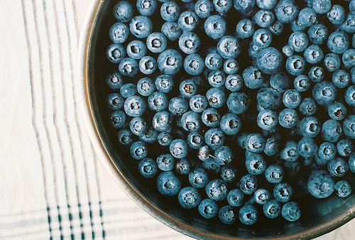 blueberries: Food, Blueberries