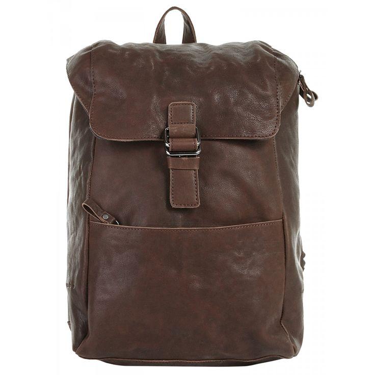 """atrendo.de Harolds Lederrucksack """"R. Johnson"""" #backpack"""