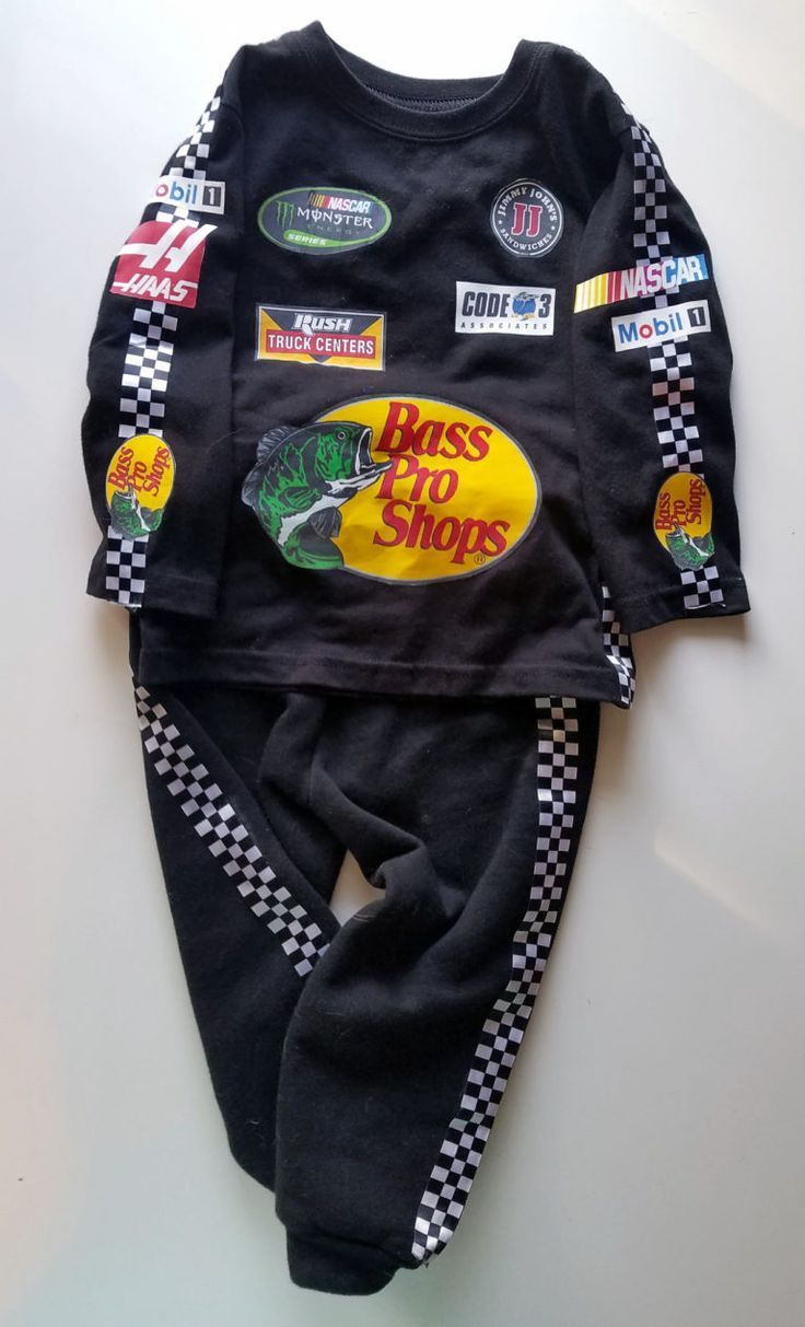 Diy Nascar Costume For A Toddler Meredith Rines Nascar Costume Race Car Driver Halloween Costume Race Car Costume