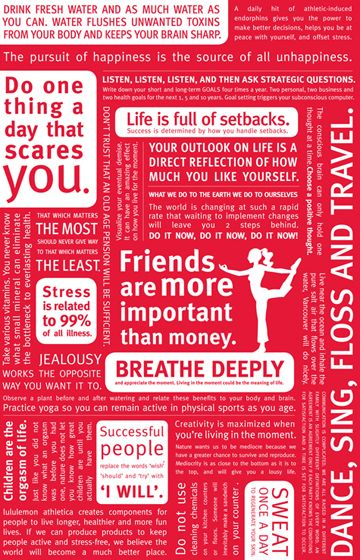 .: Inspiration, Life, Quotes, Fitness, Lulu Lemon, Yoga, Lululemon Manifesto