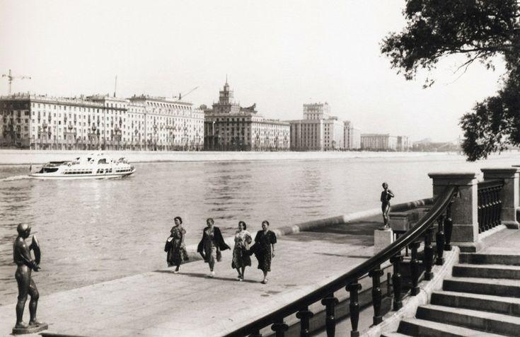 Gorky park, 1950s