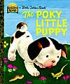The Pokey Little Puppy by 3-5 years old
