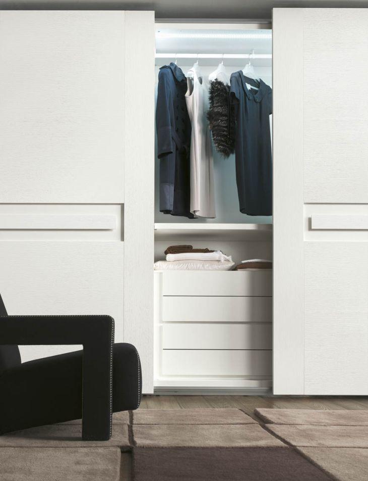 Otwarta na świat  #alf #modern #wardrobe #home #design #internoitaliano
