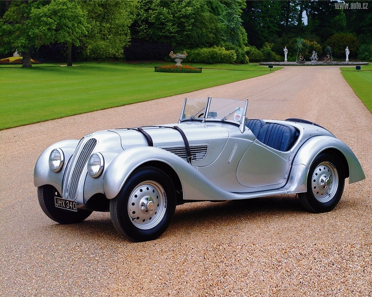 1936 BMW 328 . Classic