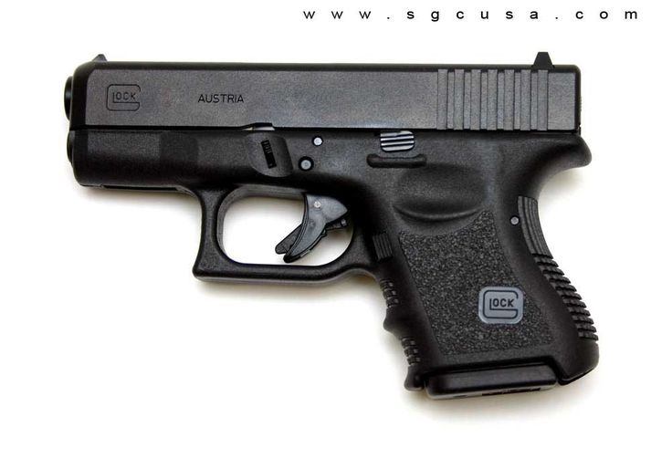 glock 9mm | Glock 26 9mm Fixed Sight - 9mm - Glock - Handguns - SGCUSA