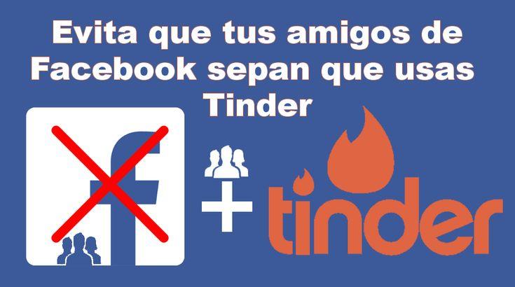 Evita que tus amigos de Facebook puedan buscarte en la app Tinder tanto en Android como en iOS. #Tinder #Android #iOS #Facebook #Privacidad downloadsource.es