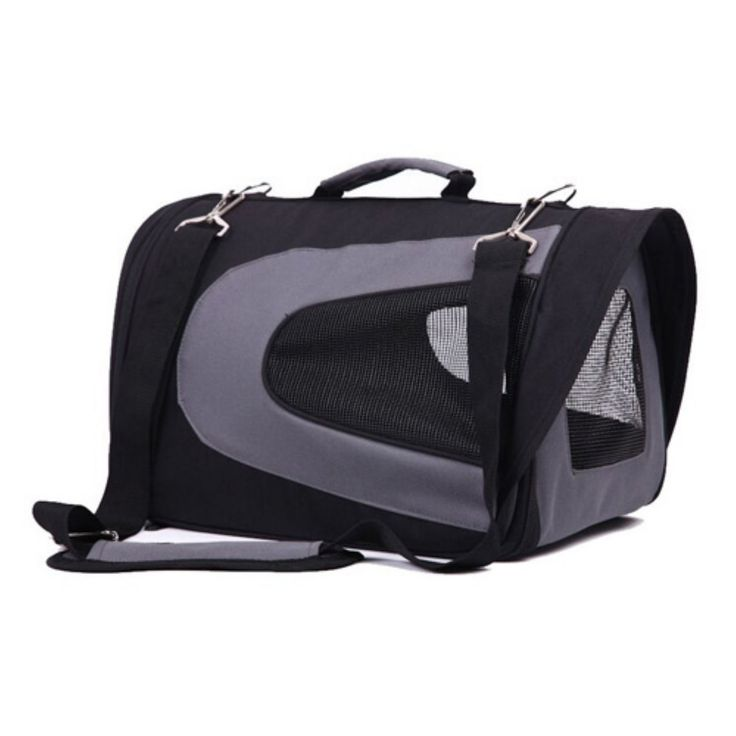 Iconic Pet Furry Go Universal Collapsible Pet Airline Carrier - 51705