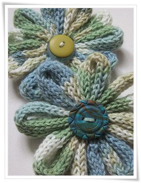 French Knitting Flowers : Best handarbeiten images on pinterest hand crafts