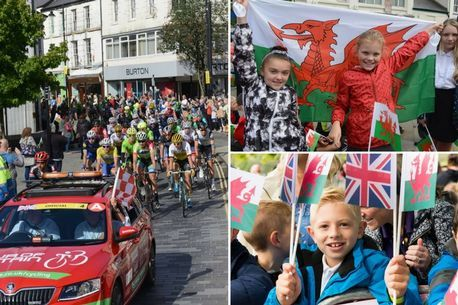 Sir Bradley Wiggins, Mark Cavendish and Cardiff's own Owain Doull were the big stars