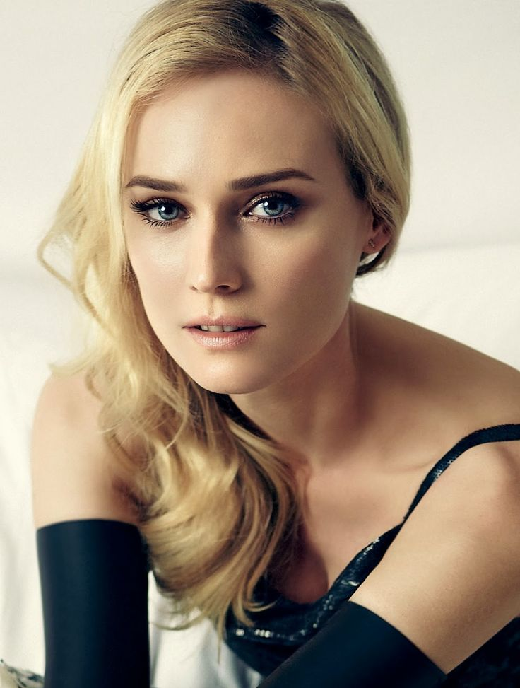 visual optimism; fashion editorials, shows, campaigns & more!: diane kruger by fabio bartelt for harper's bazaar brasil december 2013