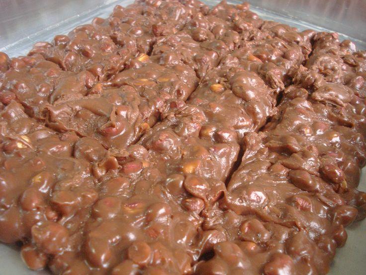 Pé-de-Moleque de Brigadeiro | Doces e sobremesas | Receitas Gshow