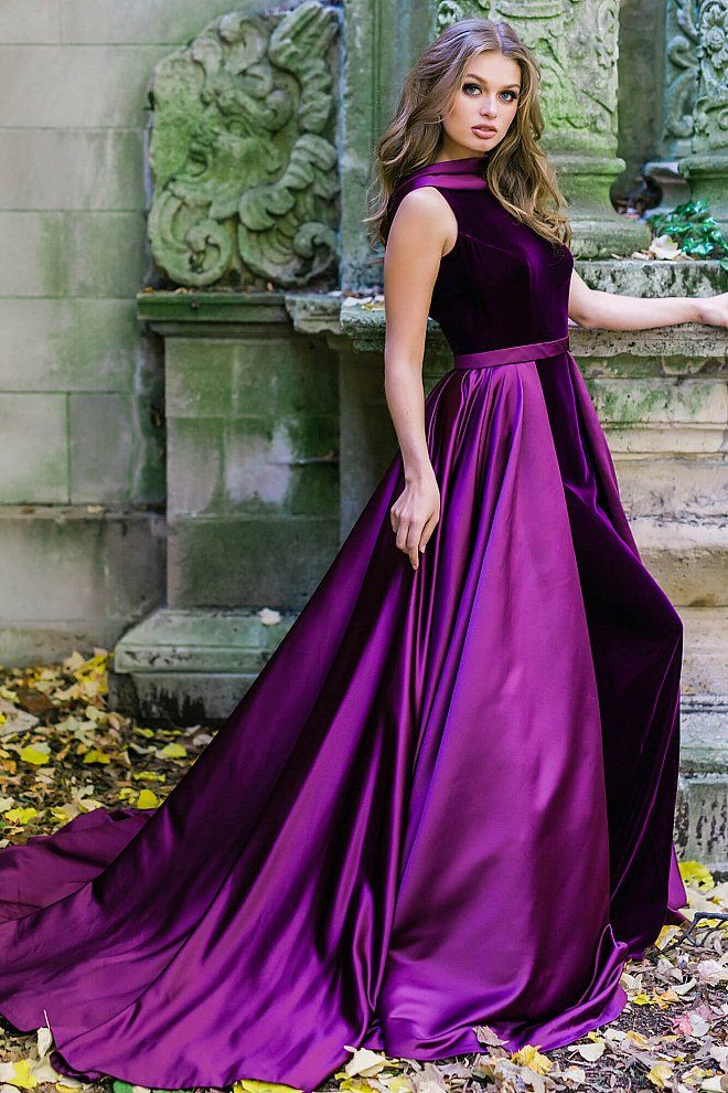 Contemporáneo Monique Lhuillier Vestido De Novia De Color Escarlata ...
