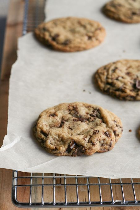 The best chocolate chip cookies I've ever had. Ever.