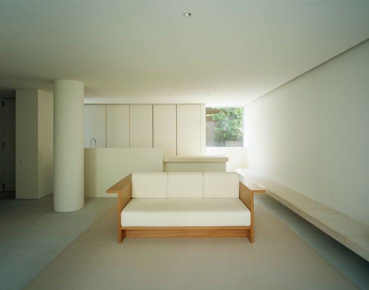 Tetsuka House By Jonh Pawson Tokyo Japan 2003 2005