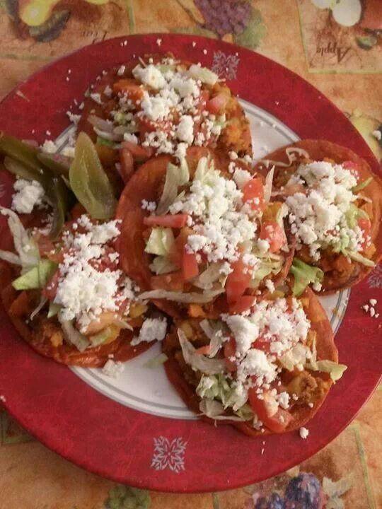Enchiladas potosinas, estilo Rio Verde. | Mexican food ...