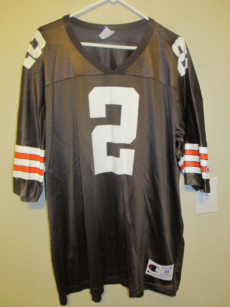 Vintage Tim Couch - Cleveland Browns Jersey - Champion Adult 48 | Sports Mem, Cards & Fan Shop, Fan Apparel & Souvenirs, Football-NFL | eBay!