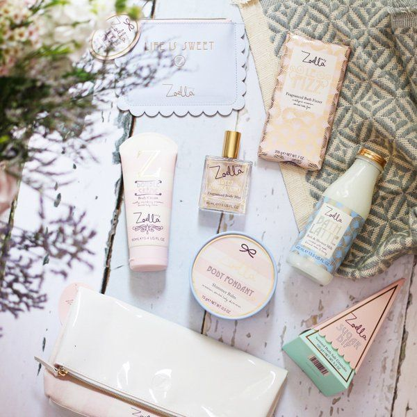 Sweet Inspirations Range | Zoella Beauty