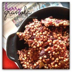 Berry Berry Granola