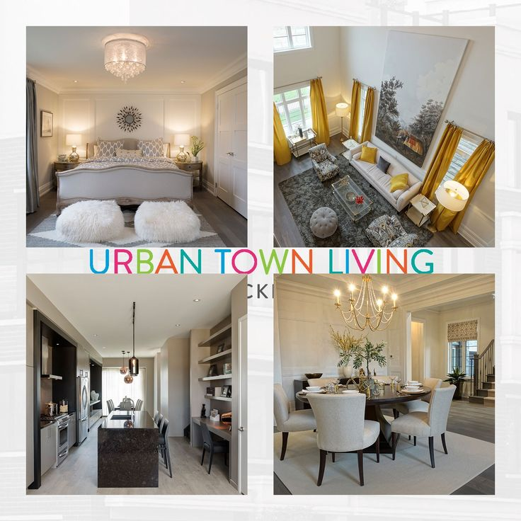 Experience urban living in a quaint community without having to make any sacrifices. Urban Town Living in Pickering combines a modern and luxurious design with small town charm and amenities.