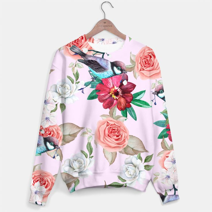 Rose Sparrow Sweater, Live Heroes