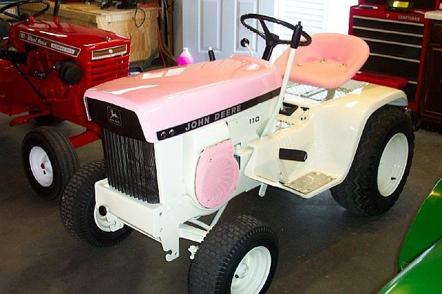 John Deere Patio Tractor   Google Search | Cool Tractors | Pinterest |  Tractor, John Deere Garden Tractors And John Deere Equipment