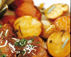 Potato side dish @DinnerbyDesign