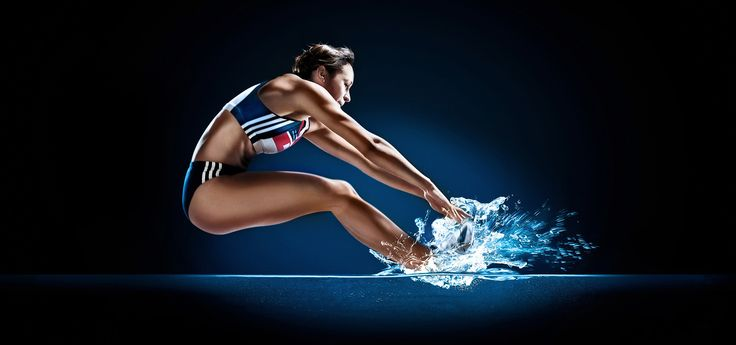 Photography with UK Olympic Athlete Jessica Ennis for Aqua Pura Advertising. #Photography #SimonDervillerPhotography #ProductPhotography #SportsPhotography #Sports #Olympic #UKOlympics #AquaPura #Athletics #OlympicAthletics  #Athlete #JessicaEnnis