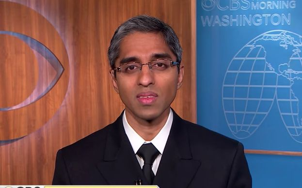 """Surgeon General Vivek Murthy was making progress on one of society's biggest problems. It didn't matter to Trump. At least I got to thank him for his service, while he was still serving.The last five minutes of anepisodeof the CBS sitcom """"Mom,"""" an improbably funny series about the struggles of a mother (Allison Janney) and daughter (Anna Farris) in recovery from alcohol and drug abuse, held a shocker: a teenager (played by Emily Osment) dies of a drug overdose."""
