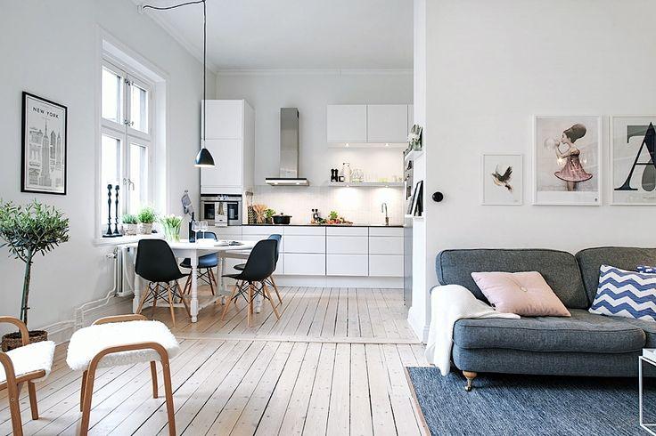 Inspiring Homes: Alvhem Home in Vasastaden   Nordic Days