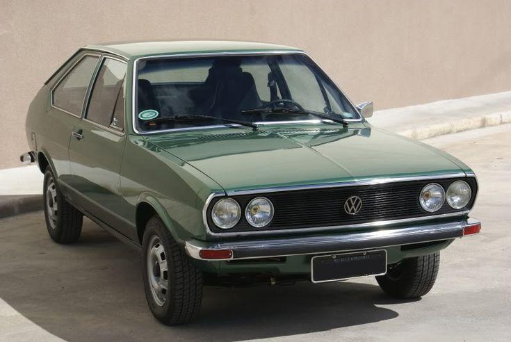 1977 VW Passat TS                                                                                                                                                      Mais