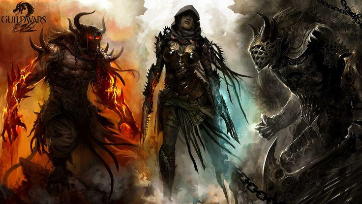 Guild Wars 2 Game Wallpaper