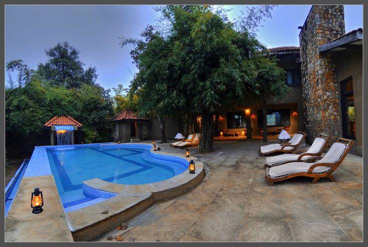 Kings Lodge - Bandhavgarh  National Park  For More Information Visit: www.kingslodge.in