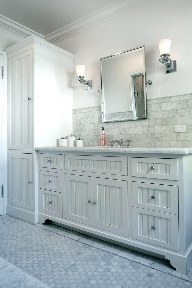 Image Result For Long Bathroom Vanity Beadboard Bathroom Black Vanity Bathroom Master Bathroom Vanity