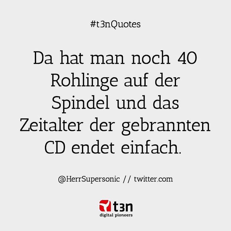 Wenigstens brauche ich für meine alte Karre noch die gute alte Audio-CD…