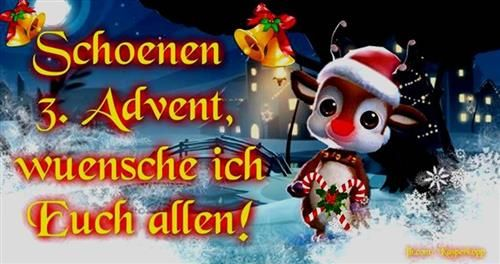 3 Advent 2018 Lustige Bilder | Advent | Advent, Christmas und Happy ...