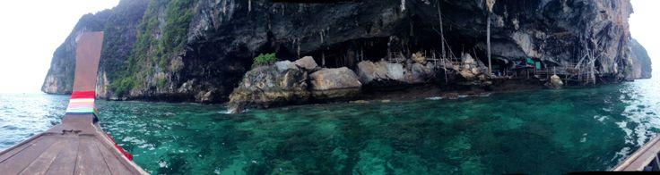 Viking Cave. Phi Phi Islands (tour). Thailand