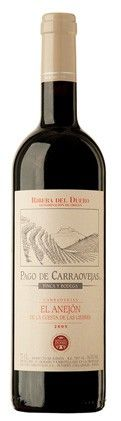 Pago de Carraovejas Cuesta de las Liebres  http://compra-vino.com/ribera-del-duero/472-cuesta-de-las-liebres-2009.html