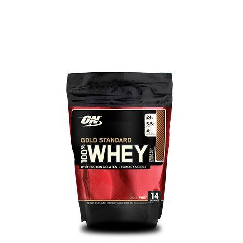 Découvrez la 100% Whey Gold Standard, la protéine de référence en musculation!