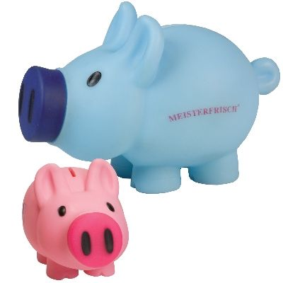 Piggy bank  (G1038_ORSO_DEC)