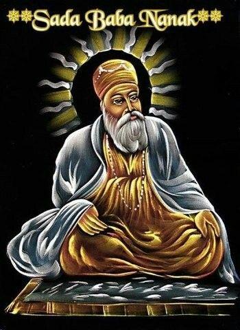 Sada ßaßa Nanak