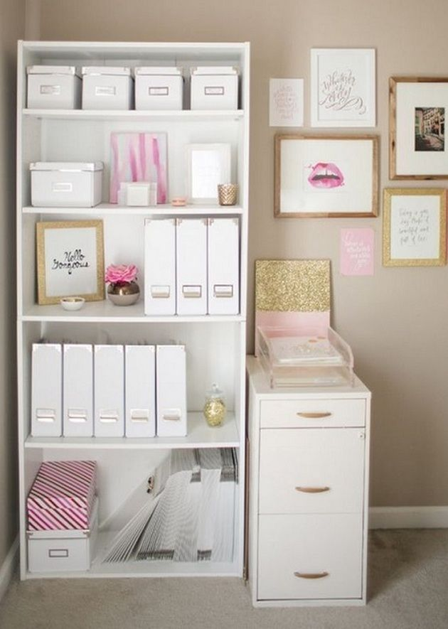 Organization Ideas for the Home_14