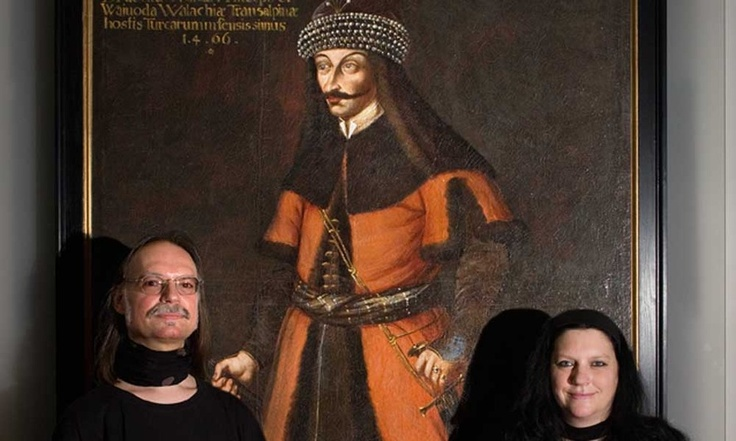 War Vlad Tepes ein Vampir? Special-Führung @ Burg Fochtenstein mit Axelrod