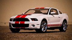 2010 Ford Mustang Shelby GT500 | 1:18 AUTOart | mlokren | Flickr