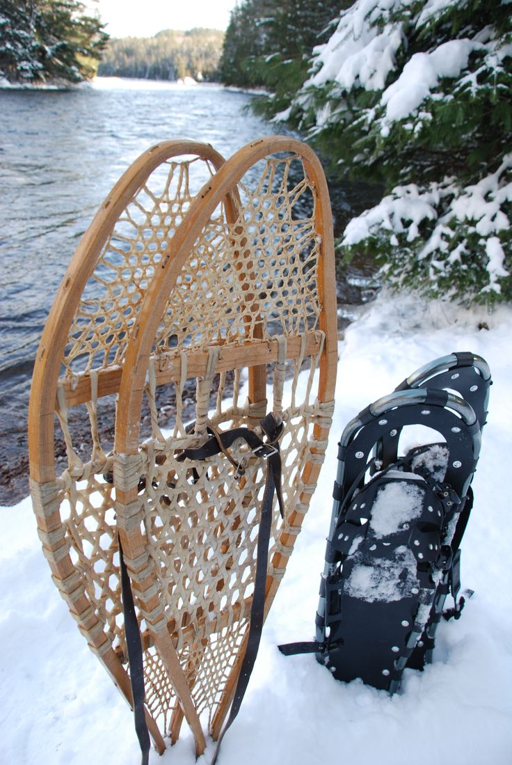 Looking for a great interpretive snowshoe trail to try this winter? Back Roads Bill has the perfect trail for you!