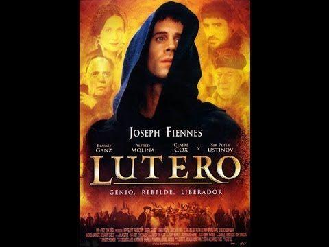 """Martín Lutero """"El Reformador del Siglo XVI """" (Película en Audio Latino)"""