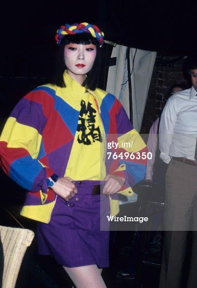 kansai yamamoto 1981 sayoko